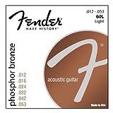 Fender 60L Saitensatz Akustik 012-053