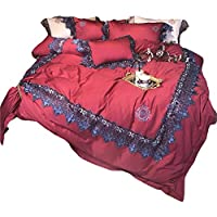 Tagesdecke Queen-Bett-Rock Verdicktes Spannbetttuch Einzel-Doppelbett-Bettbezug