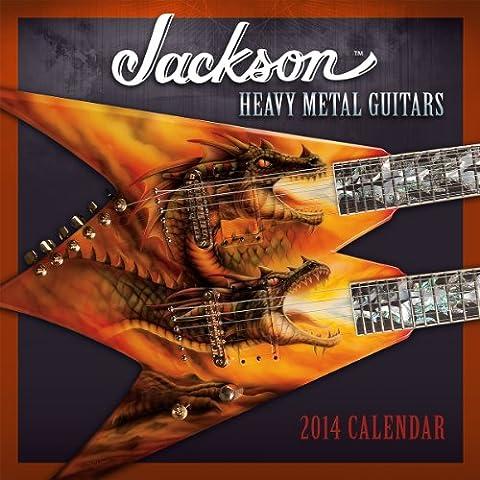 Jackson Heavy Metal Guitars