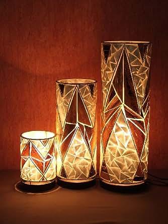 Couleur: lampe de bureau 3 (de phuket la 12–65/de chevet design stimmungsleuchten, bali