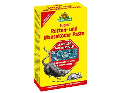 Neudorf 733 Rats/mäuseköde Pâte Sugan, 200 g