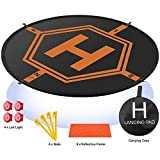 Drone Landing Pad 4 LED Lights Included 32