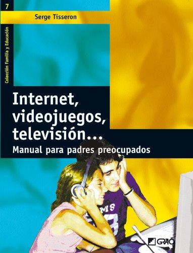 Internet, videojuegos, televisión...: 007 (Familia Y Educación)
