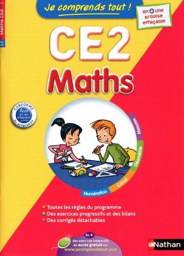 JE COMPRENDS TOUT MATHS CE2