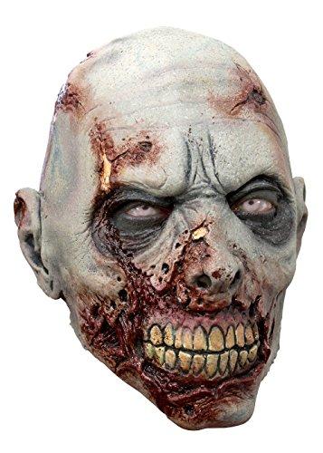 Epic Armoury 51422050 Scarface Zombie-Grey-57-59 cm Maske, Unisex Erwachsene, - Larp Bogenschießen Kostüm