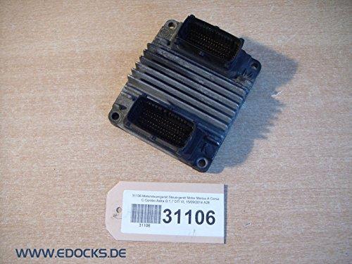 Motorsteuergerät Steuergerät Motor Meriva A Corsa C Combo Astra G 1,7 DTI Opel