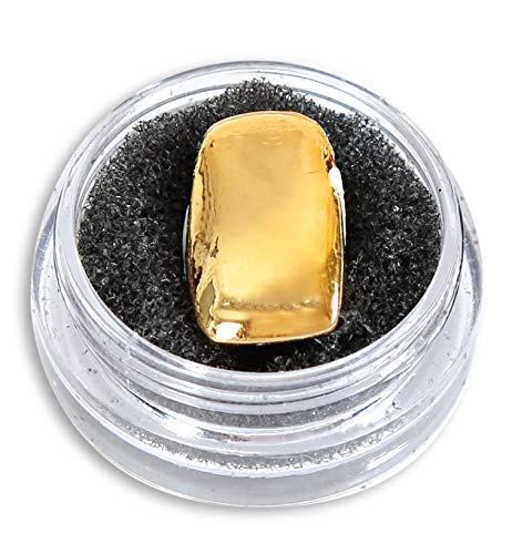 Preisvergleich Produktbild Goldzahn in Box,  Inhalt 1 Stück