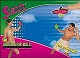 Scatch 871534901101 - Beach Klettballspiel mit Schläger und Bälle