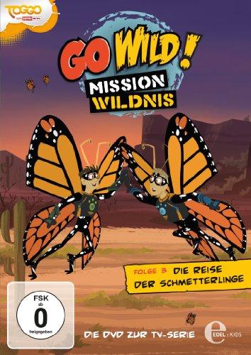 Vol. 3: Die Reise der Schmetterlinge