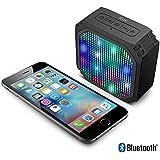 iLuv audmini Party–Enceinte avec Bluetooth, portable, couleur noir
