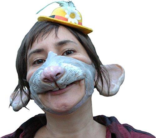 Party Maus Maske - Prinzessin Yersinia