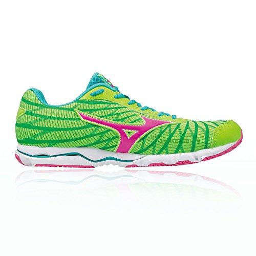 De Chaussures Verde W Femme Corsa Mizuno Hitogami Wave B8qxwOAzw7