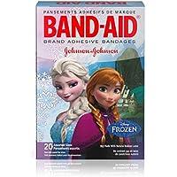 Disney Frozen (Eiskönigin) - 20 Stück Pflaster, Heftpflaster in 2 Größen (7,6x1,9 und 5,7x1,6cm), in verschiedenen... preisvergleich bei billige-tabletten.eu