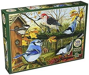 Cobblehill 80053 - Puzzle (1000 Piezas), diseño de Jay y Amigos