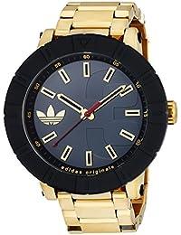 Reloj Adidas Original Amsterdam Adh3003 Hombre Negro