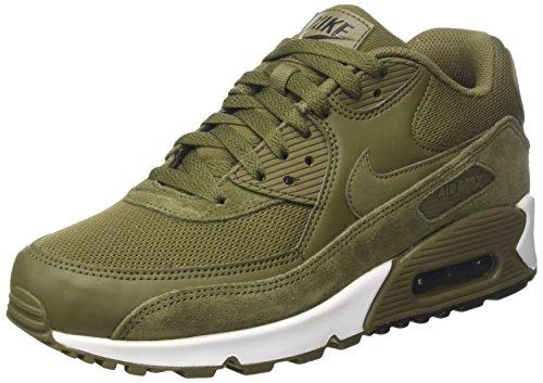 Nike Herren Essential Gymnastikschuhe, Grün (Medium Olive/Medium Olive/Velvet Brown), 44 EU (Grün Schuhe Medium)