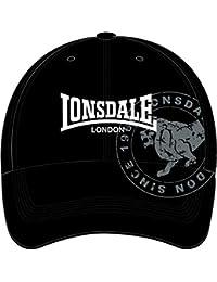Amazon.es  para - Lonsdale   Sombreros y gorras   Accesorios  Ropa 81d82e7e606