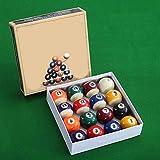 Snooker ball Billar Americano De 16 Colores Bola Grande 5.72cm