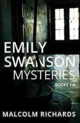 The Emily Swanson Mysteries: Books 1-4 (An Emily Swanson Mystery Box Set)