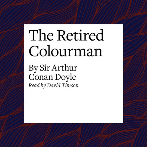 The Retired Colourman  Audiolibri