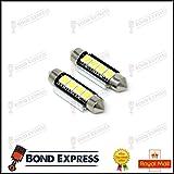 Bond-Express hell, Weiß, LED Kennzeichen Leuchten Beleuchtung–mit