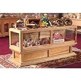 The Dolls House Emporium Natural Shop Counter Unit (L)