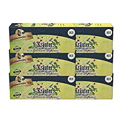 Goldmännchen-Tee 9- Kräutertee, 6er Pack (6 x 37,5 g)