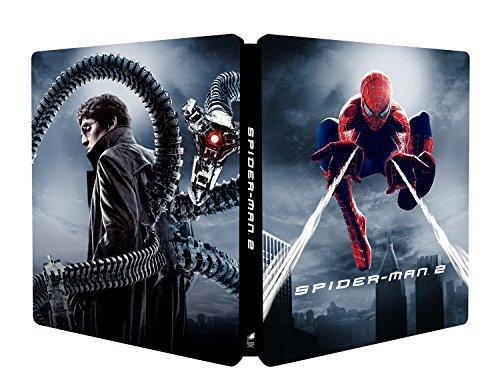 Spider-Man 2 (Steelbook) (Blu-Ray)