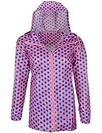 Angie Festival Printed Kagool Raincoat Jacket