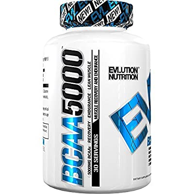 Evlution Nutrition Testosterone Booster Pills EVL Test Training & Recovery Amplifier* (30 Servings) Supports Natural Testosterone Levels, Muscular Strength, Stamina & Optimal Sleep … from Evlution
