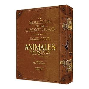 La Maleta de Las Criaturas: Explora La Magia Cinematografica de Animales Fantasticos y Donde Encontrarlos