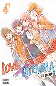 Love X Dilemma Edition simple Tome 9