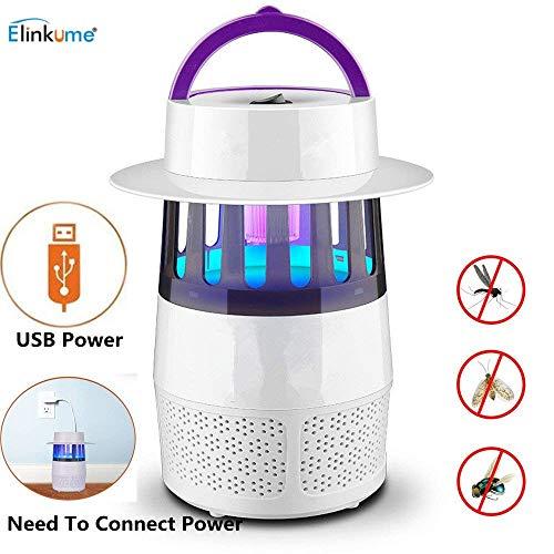 Lampe UV moustiques