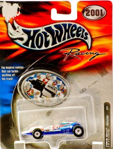 2001-mattel-hot-wheels-racing-2-of-10cm-series-twin-mill-valvoline-10-johnny-benson-nascar-includes-
