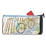Beach Trail groß Mailwraps magnetisch Mailbox Cover # 21463