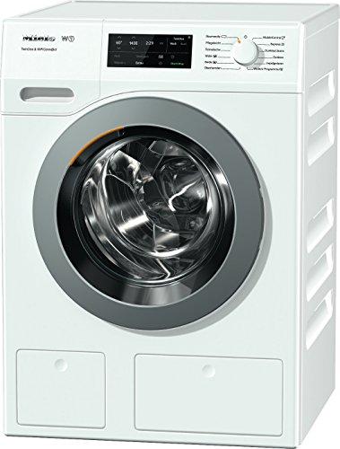 Miele WCE 670 WCS Waschmaschine / mit Automatischer Dosierung / Waschmaschine 8 kg Energieklasse A+++ / 176 kWh/Jahr / für spezielle Anwendungen / Miele Waschmaschine für schonendes Waschen, weiß