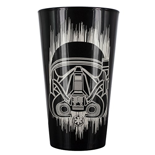 Star Wars Rogue One Death Trooper Colour Change Glass, Multi-Colour