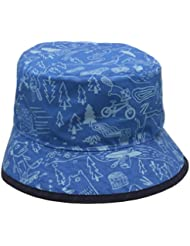 The North Face T0A9MZQWV. M Chapeau Mixte Enfant, Clear Lake Blue Critter Hike Print, FR : M (Taille Fabricant : M)