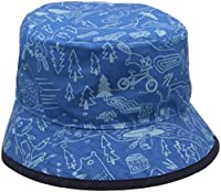 The North Face T0A9MZQWV. S Chapeau Mixte Enfant, Clear Lake Blue Critter Hike Print, FR : S (Taille Fabricant : S)