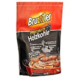 Bruzzzler 5 kg Premium Restaurant-Holzkohle, Grillkohle grobstückig, FSC-zertifiziert, hochwertige Kohle zum Grillen