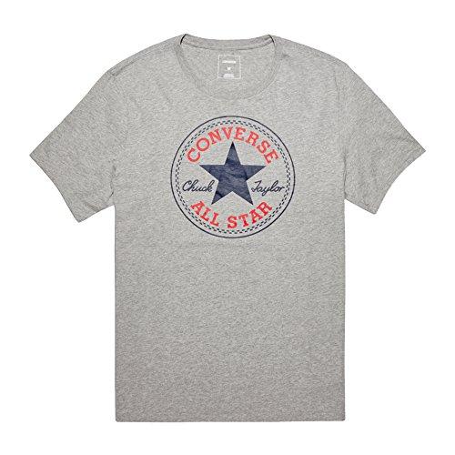 Converse -  T-shirt - Maniche corte - Uomo Vintage Grey XXL