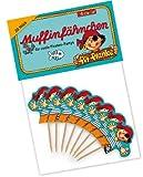 20 Muffinfähnchen * PIRAT PIT PLANKE * von Lutz Mauder // 11179 // Kinder Geburtstag Party Kindergeburtstag Kinderparty Muffins Piraten Piratenjunge