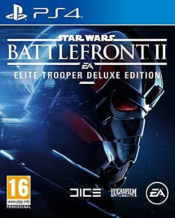 Star Wars Battlefront II: Elite Trooper Deluxe Edition (PS4)