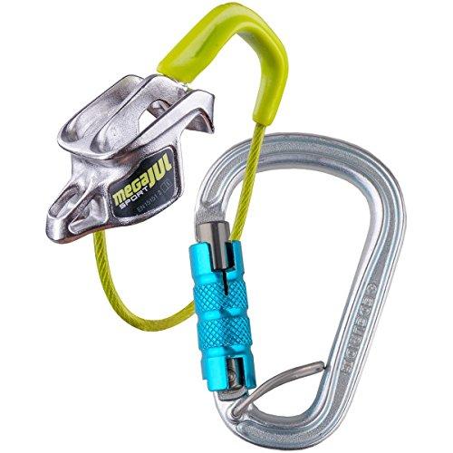 Edelrid Mega Jul Sport Belay Kit Steel Sicherungsgerät Klettern
