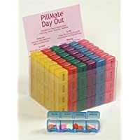 PILLMATE Day Out Tablettendose 1 St preisvergleich bei billige-tabletten.eu