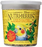 Lafeber Original Cockatiel Nutri-Berries Complete Diet, 354 g