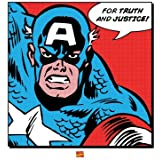 Official personalizada Art Print–Captain America (for Truth And Justice)