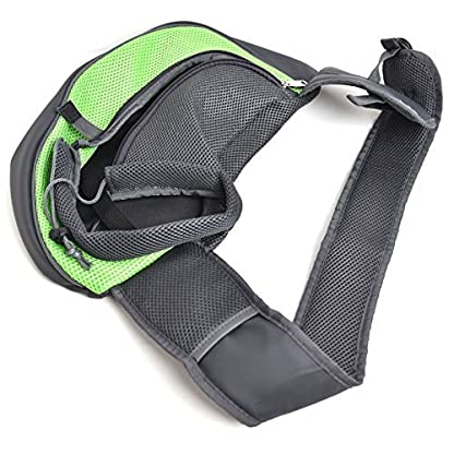 aokur Pet Sling Dog Cat Kitty Carry Carrier Outdoor Travel Oxford Single Shoulder Bag for Yorkie, Chihuahua etc 5