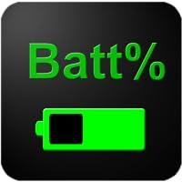 Porcentaje de Batería