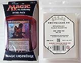 Ursprünge - Intro Pack - Bauplan zum Sieg - Assemble Victory - Deutsch German + 100 Docsmagic.de Card Game Sleeves 66 x 91 - Origins - Magic: The Gathering